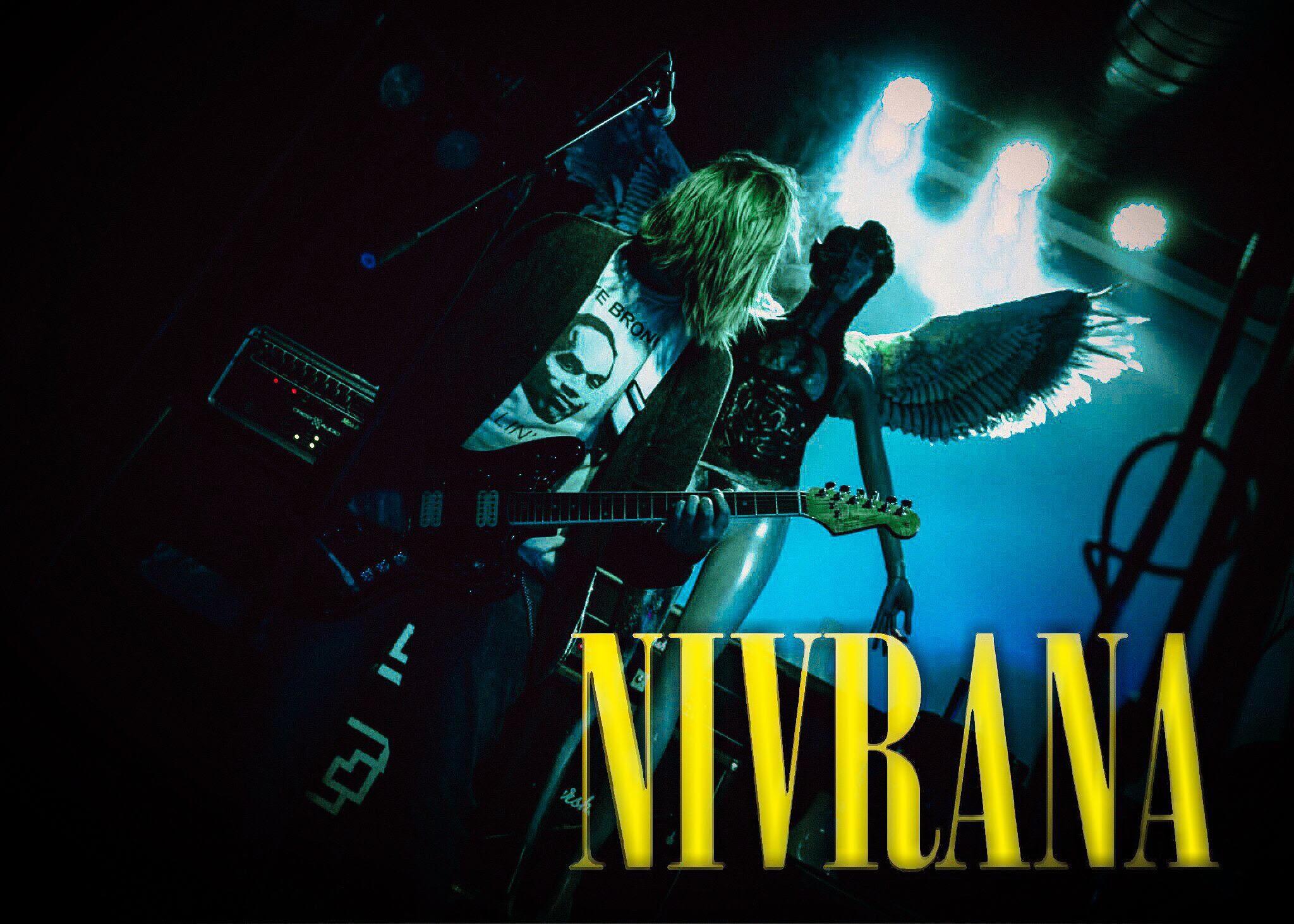 nivrana nirvana tribute band for hire
